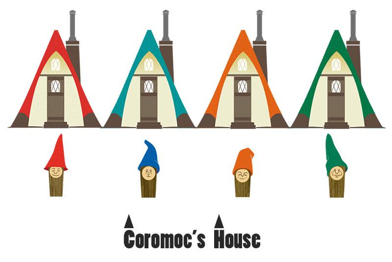 コロモックの家
