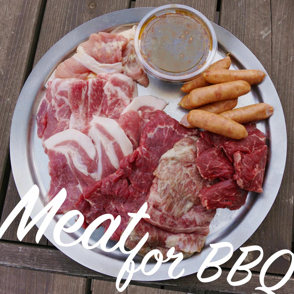 肉moriBBQ